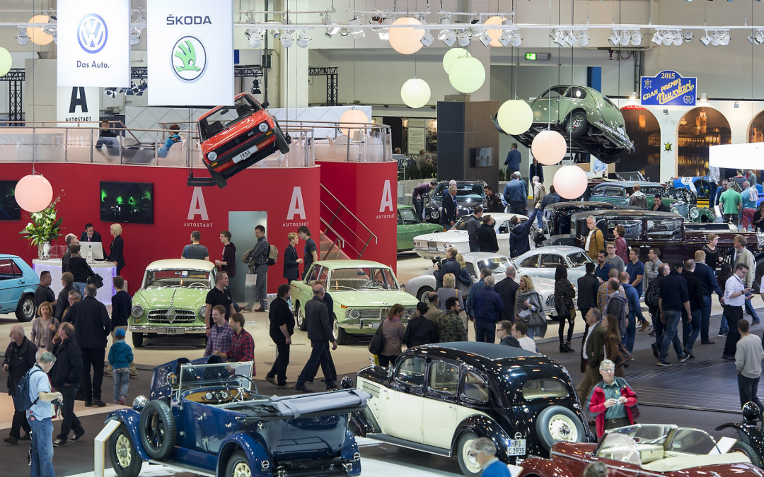 Techno Classica 2016 opens its doors this week