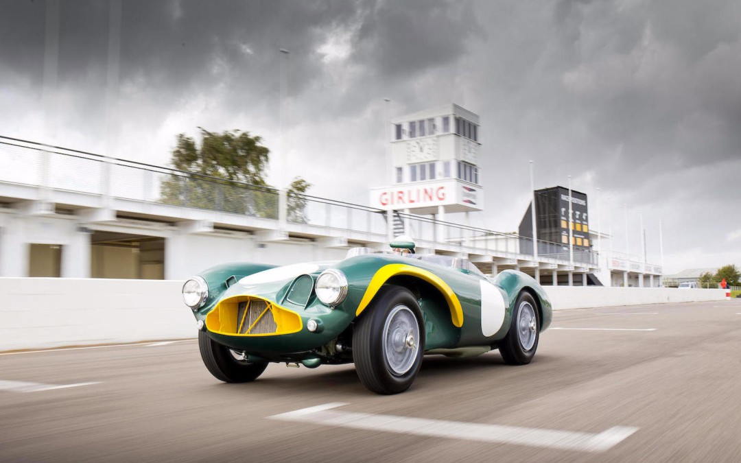 Mixed results at the Aston Martin works sale 2016 - The Classic Car ...