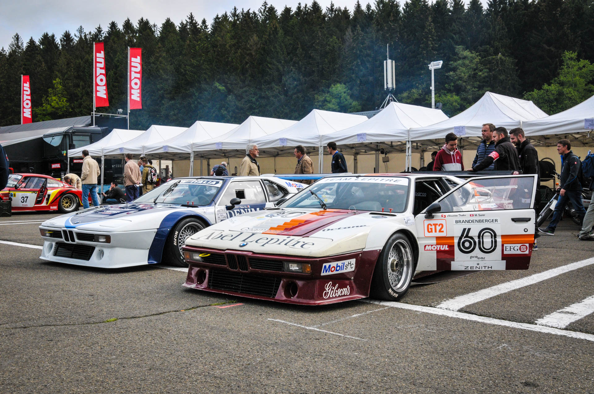 Spa Classic Relive Classic Endurance Racing The Classic