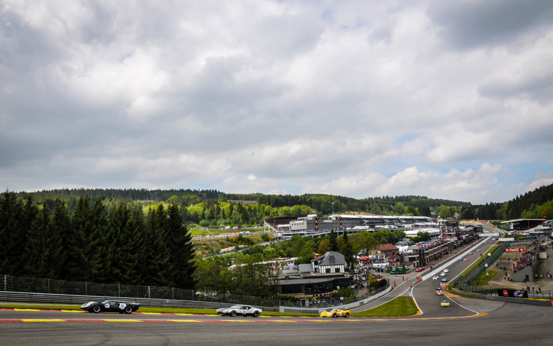 Spa Classic 2016: Relive classic endurance racing