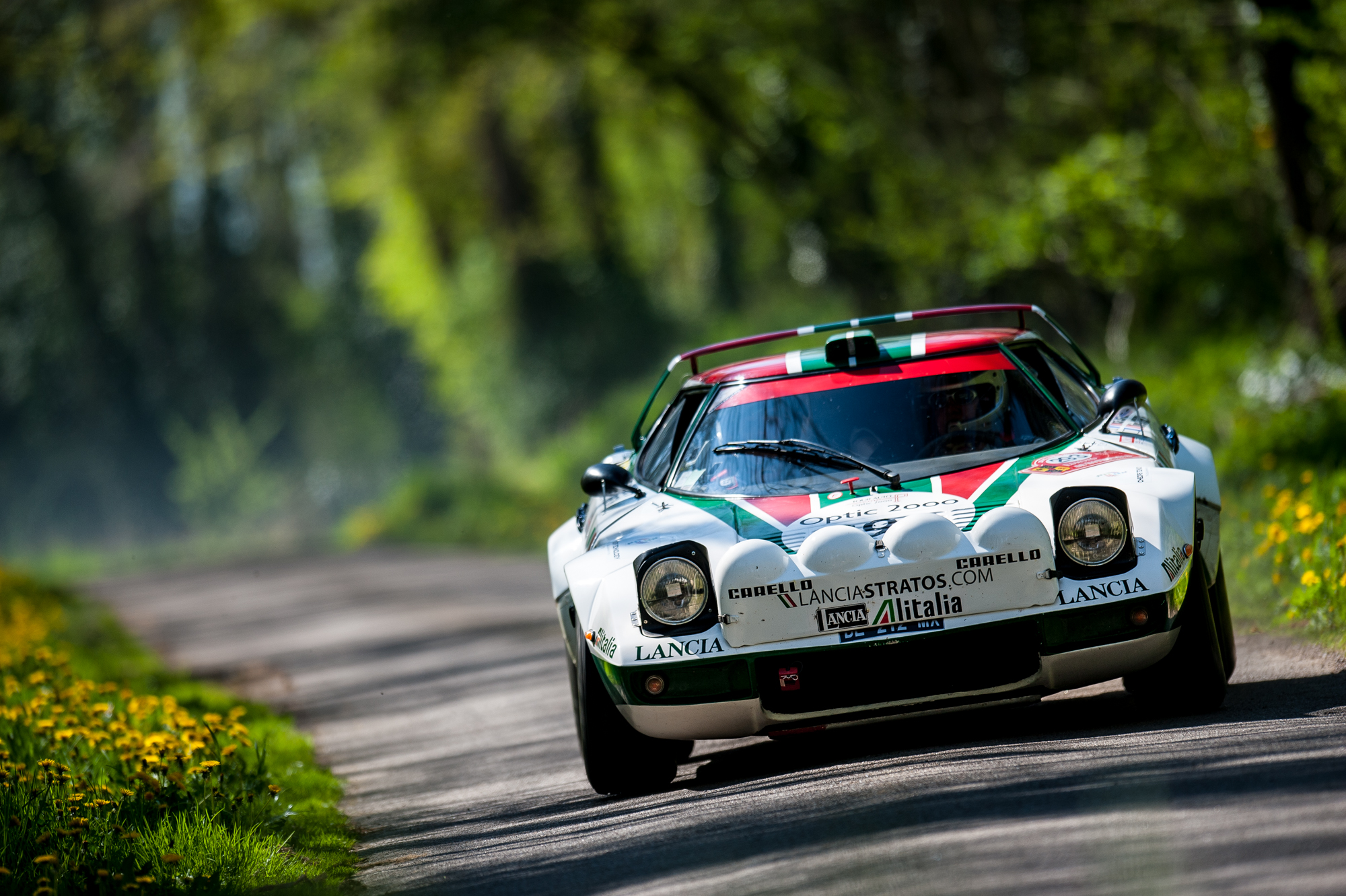 world lancia stratos meeting celebrating a rally icon the classic car trust. Black Bedroom Furniture Sets. Home Design Ideas
