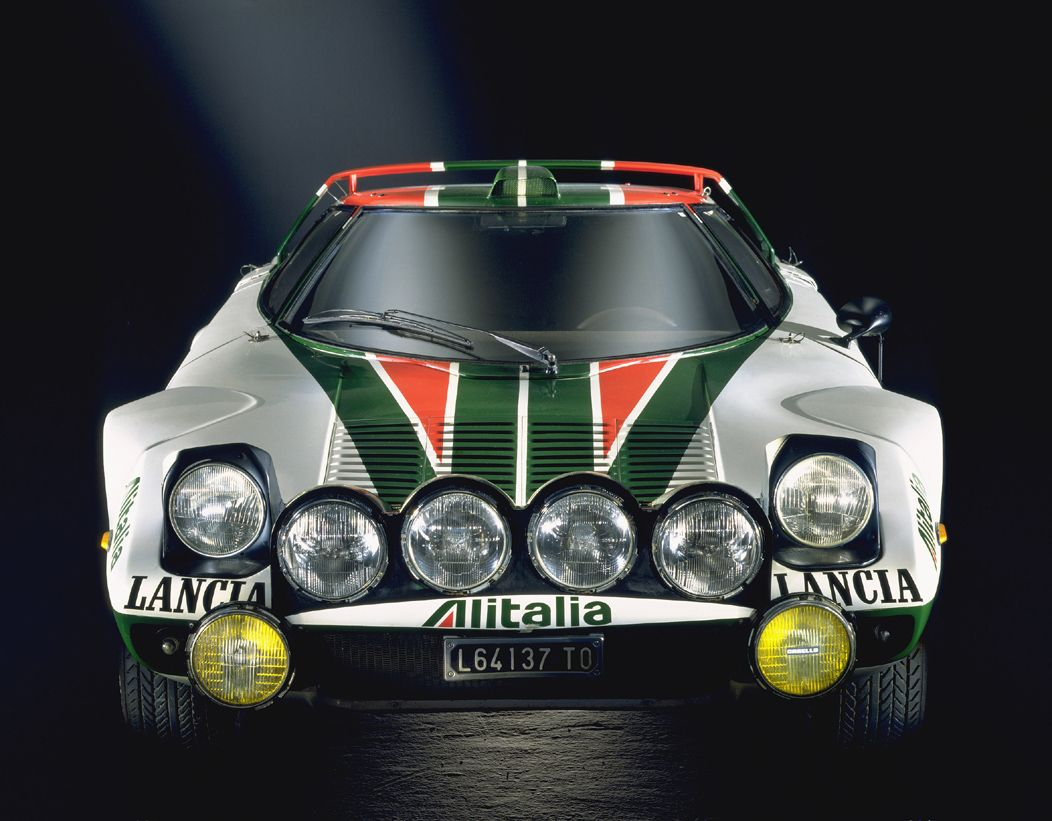 World Lancia Stratos Meeting: Celebrating a rally icon - The ...
