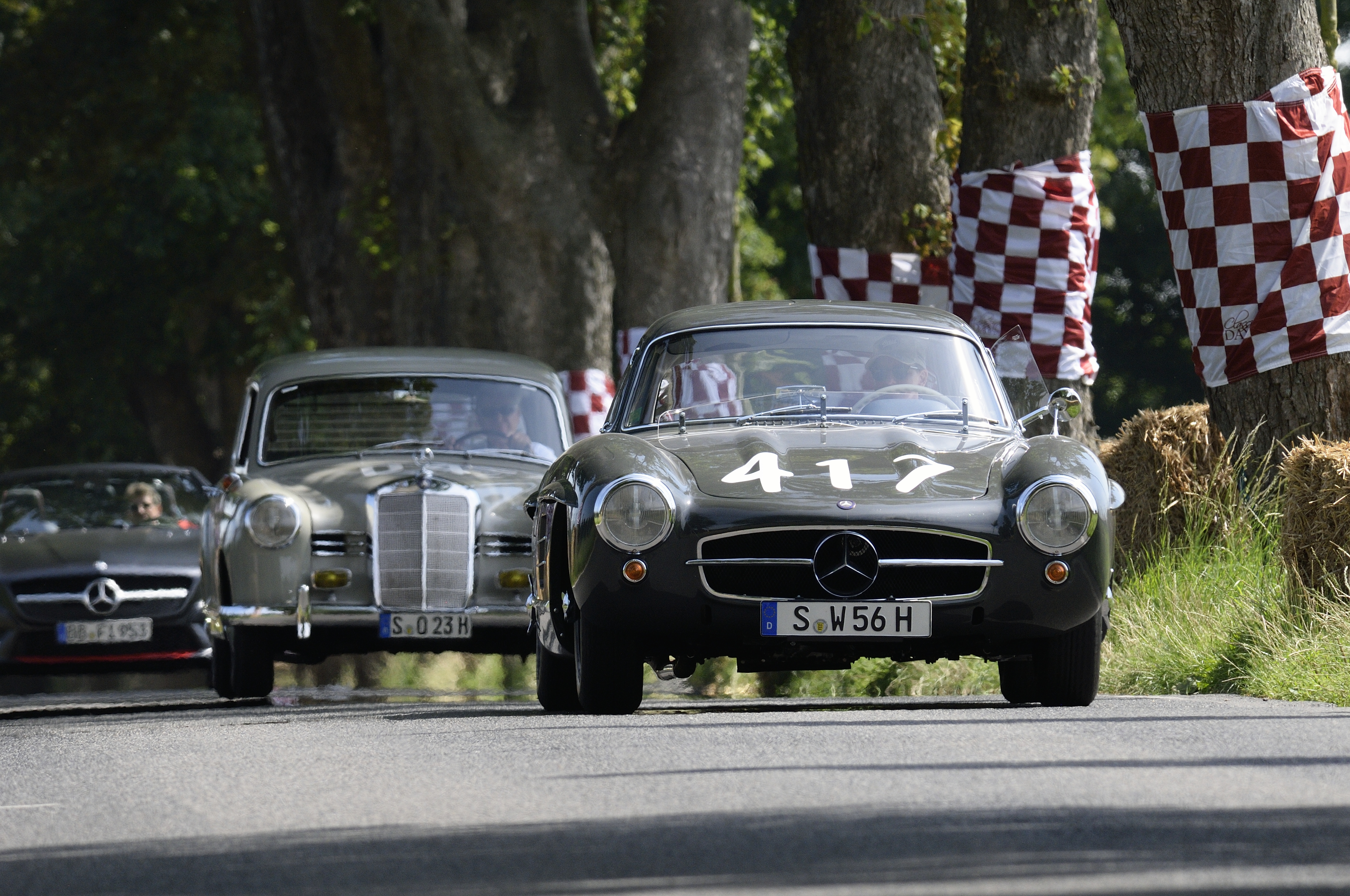 Classic Days 2016: Schloss Dyck will be taken by classic car ...