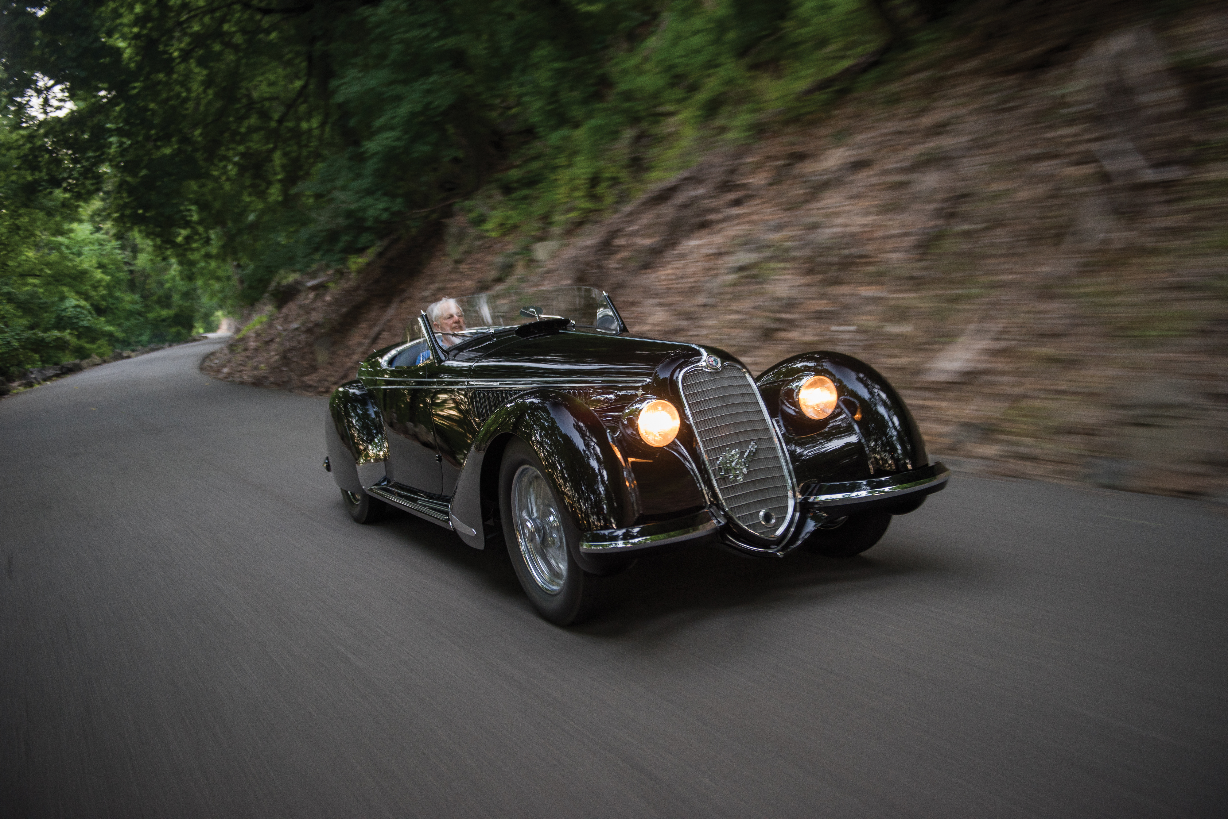 rm sotheby 39 s alfa romeo 8c 2 9 on sale is simply a sensation the classic car trust. Black Bedroom Furniture Sets. Home Design Ideas