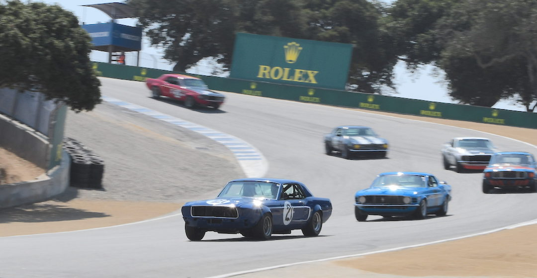Motorsports Reunion 2016: celebrating Trans-Am, Can-Am and BMW