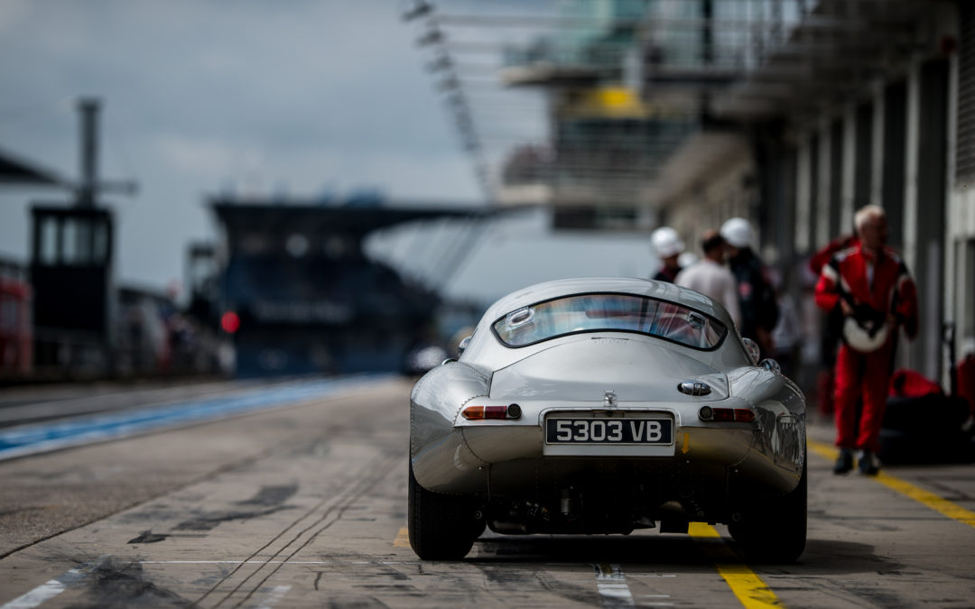"""Oldtimer GP 2016 shows """"The Ring"""" in its best light"""