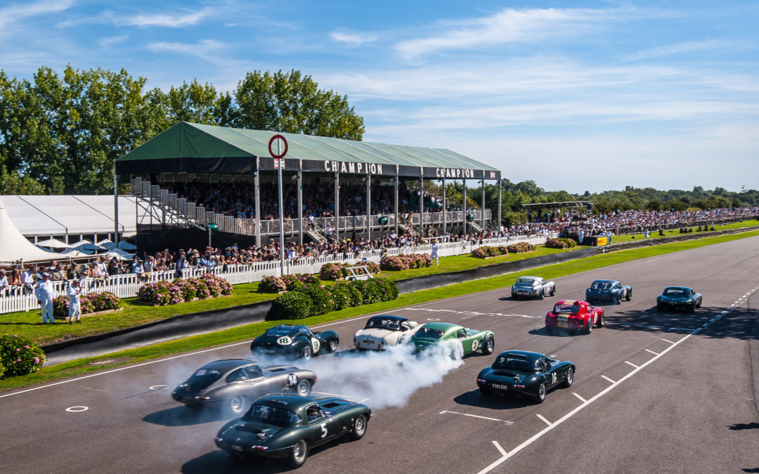 How Goodwood Revival will celebrate its 20th birthday