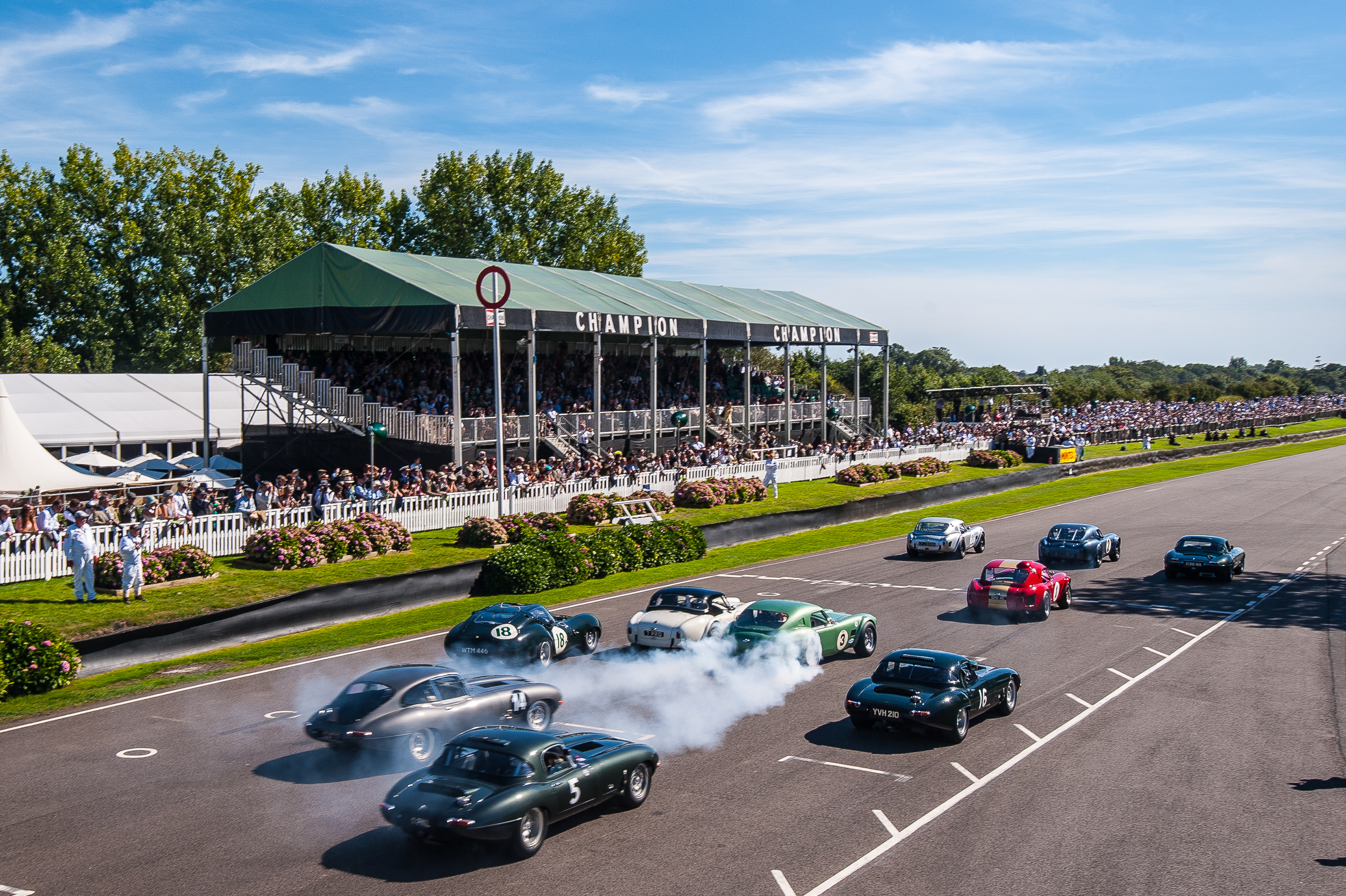 2016 Goodwood Revival review