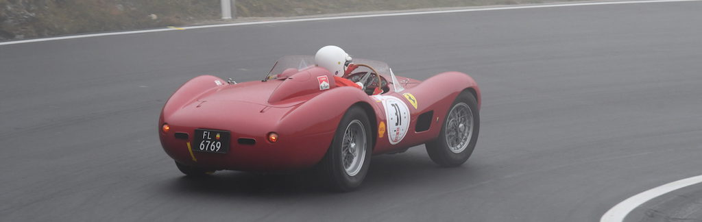 Ferrari 500 TRC at Bernina Gran Turismo