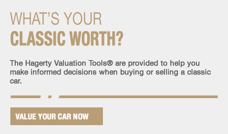 Hagerty Valuation Tool >> Classic Car Insurances The Classic Car Trust