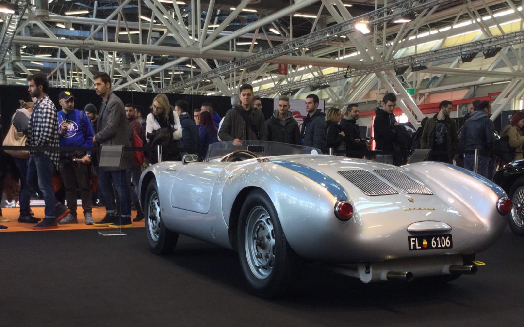 Ultimate head-turner: Kaiser Collection at Bologna Motor Show