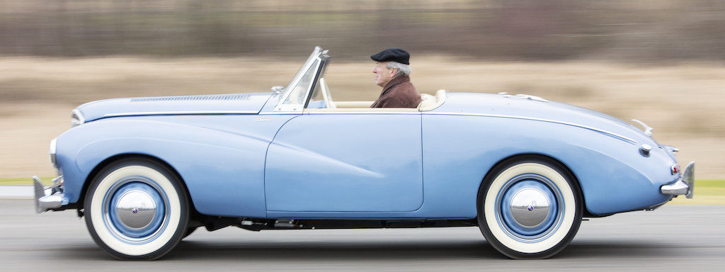 Bonhams Amelia Island Auction 2017 - Sunbeam Talbot