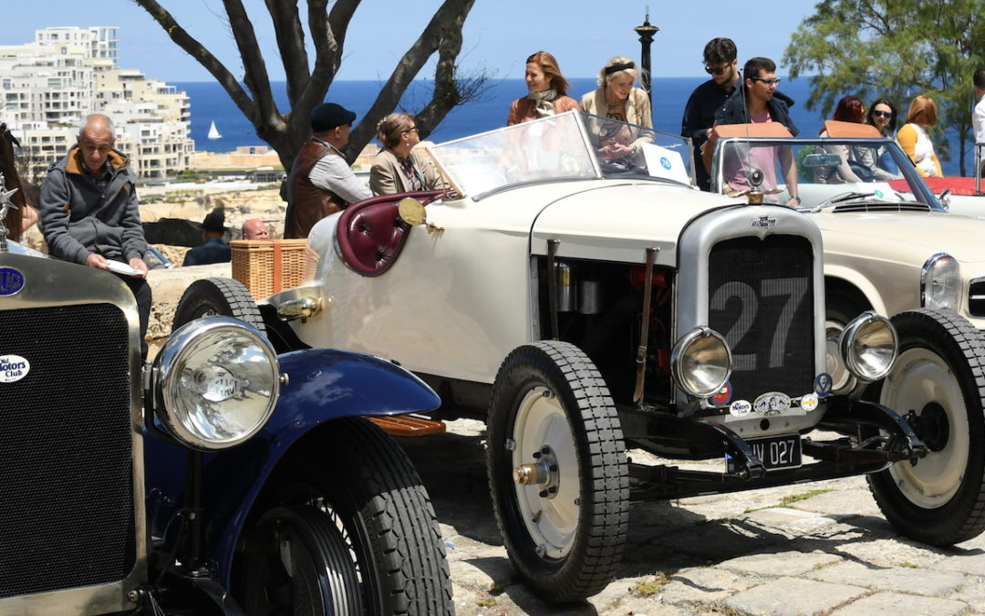 Valletta Concours: the community of concours is growing
