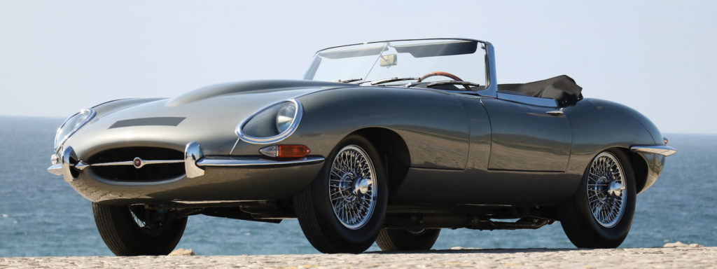 Villa Erba auction 2017: Jaguar E-Type