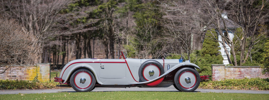Villa Erba auction 2017: Mercedes 680 S