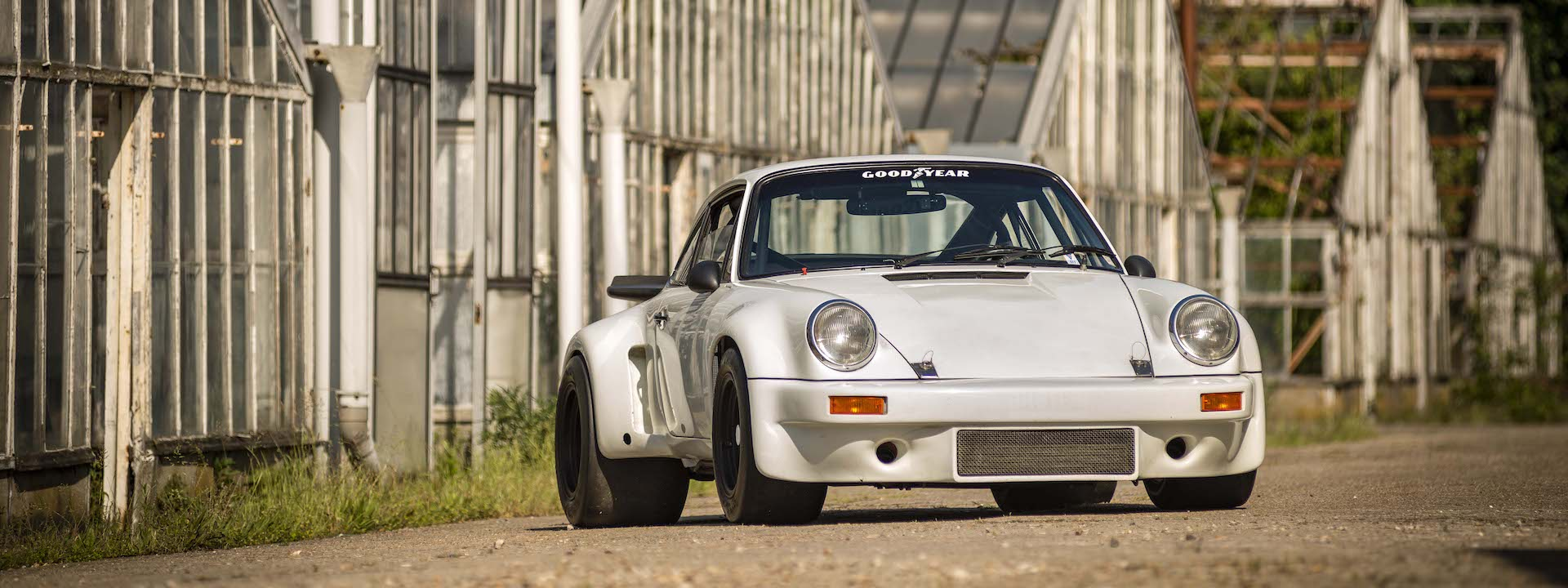 Monaco auction: 1974 Porsche Carrera RSR 3L