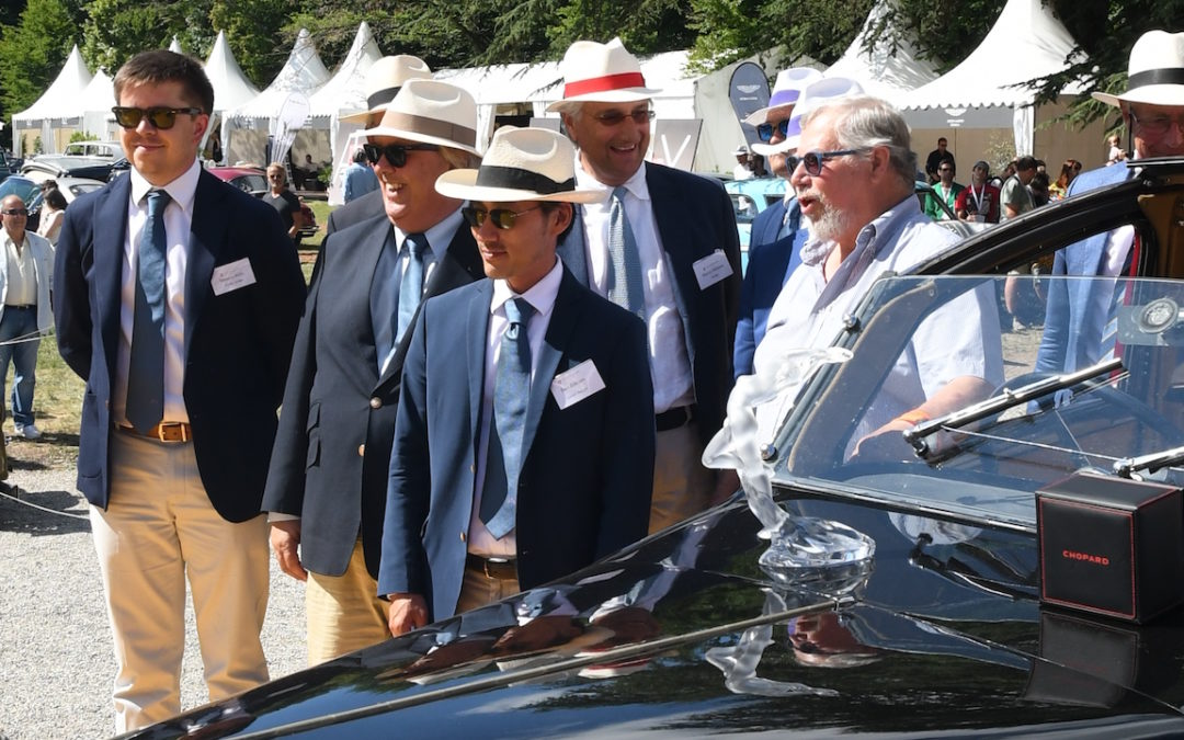 Concours d'Elegance Suisse 2017: Absolutely wonderful!