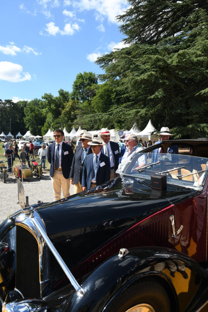 Concours D Elegance >> Concours D Elegance Suisse 2017 Absolutely Wonderful The