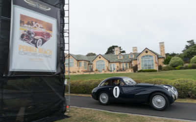 A preview on the Monterey Classic Car Week 2018