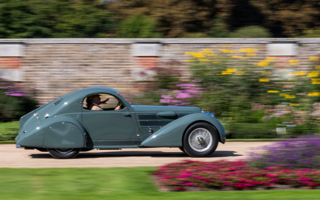 Concours of Elegance 2017 stays British at heart