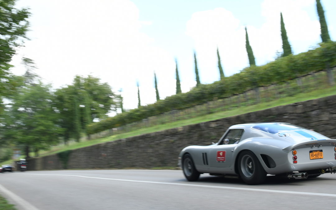 On the trail of Ferrari 250 GTOs in Tuscany