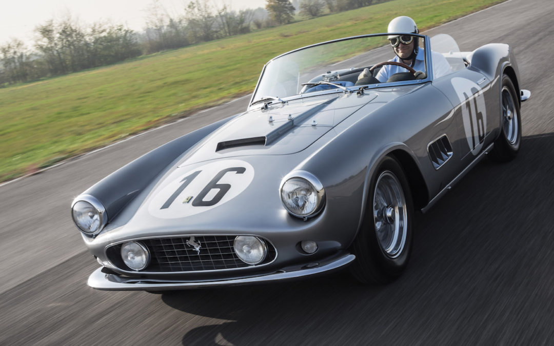 RM Sotheby's Icons: 1959 Ferrari 250 GT LWB sells for USD 17.99 million