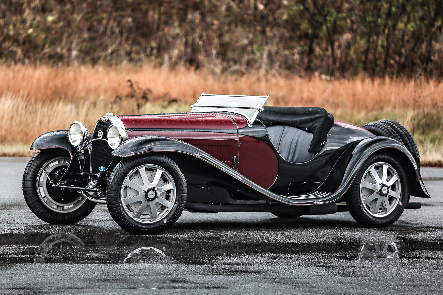 A Glamorous Pre War Bugatti Shines At Gooding S Scottsdale Auction