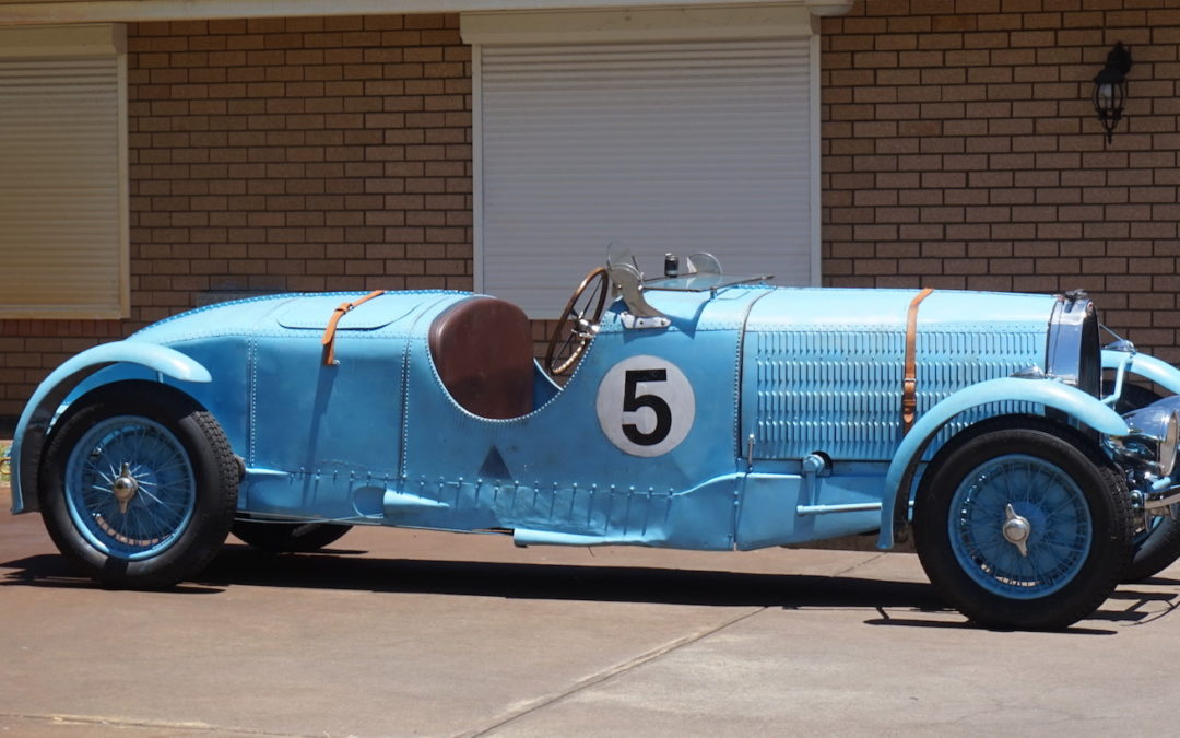 "Bugatti Type 57 3.3-Litre Torpedo ""Tourist Trophy"" headlines Bonhams Paris auction"