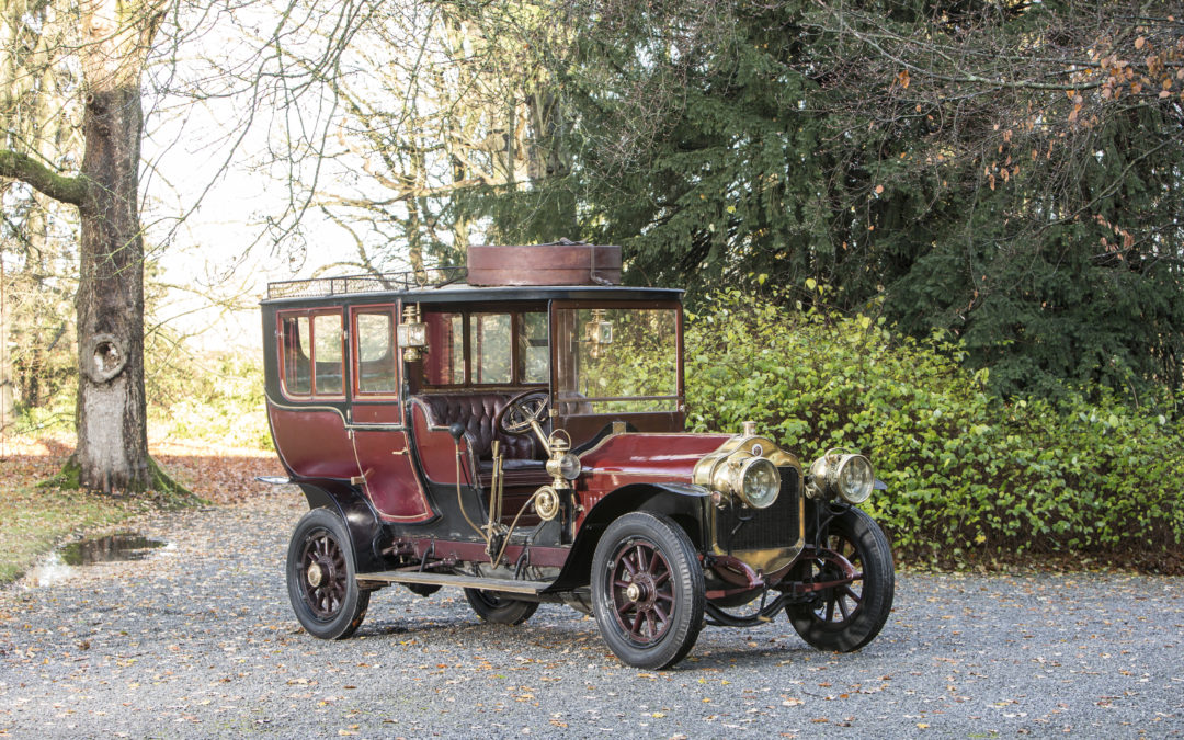 Pre-wars are back in Bonhams Paris Sale