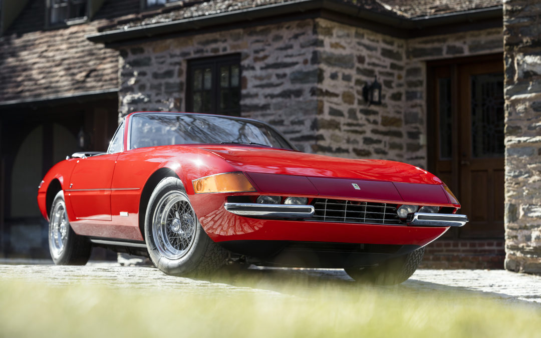 2018 Bonhams Amelia Island sale: from a 1899 Panhard to a 2016 Corvette