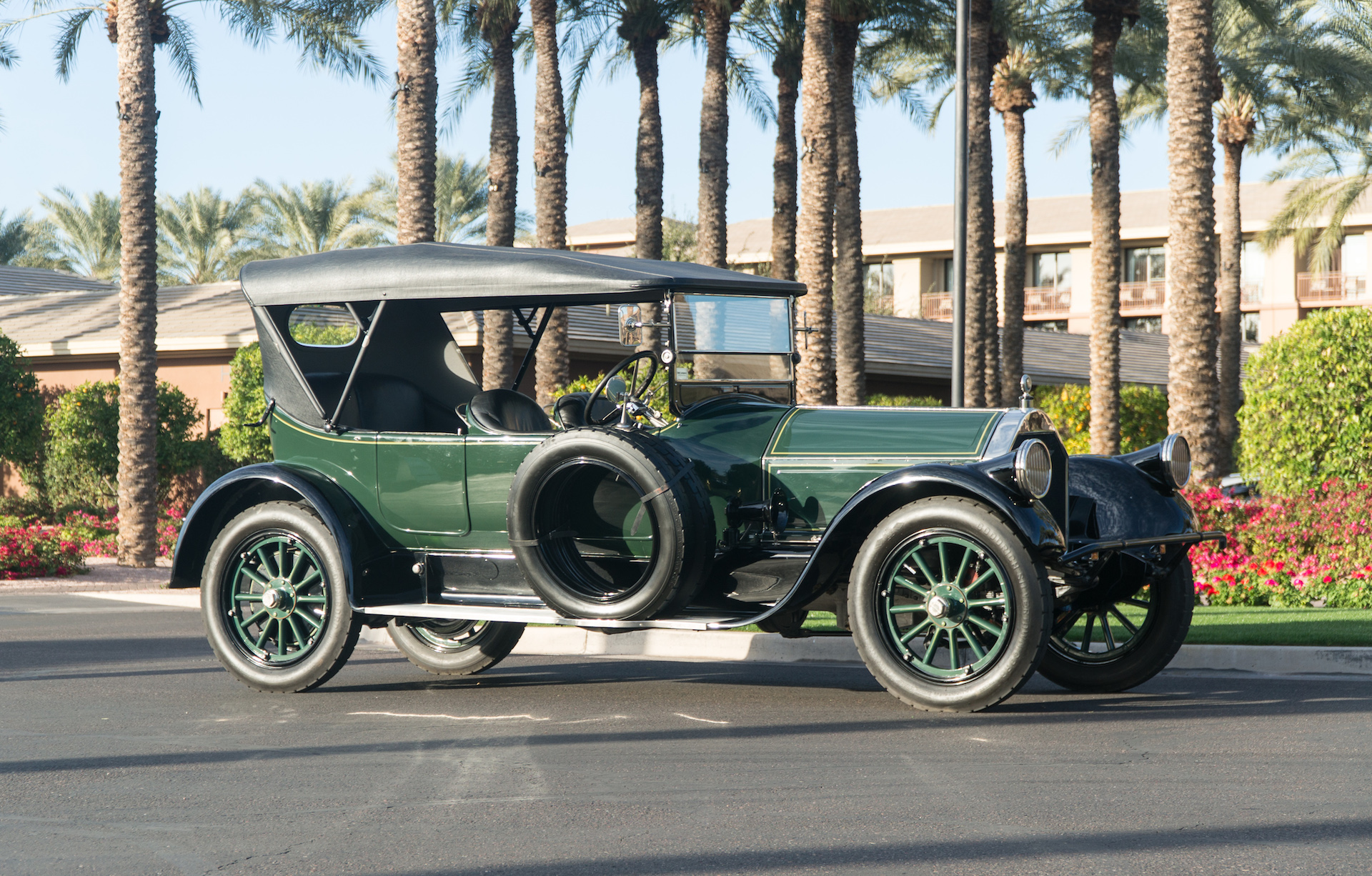 Results of Bonhams 2018 Amelia Island Auction - The Classic Car Trust