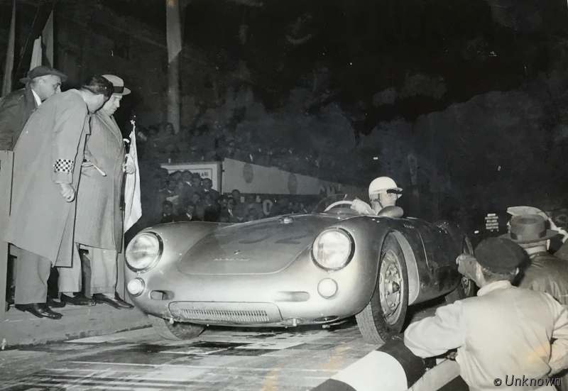 Small engine – great sports: two more Mille Miglia participants