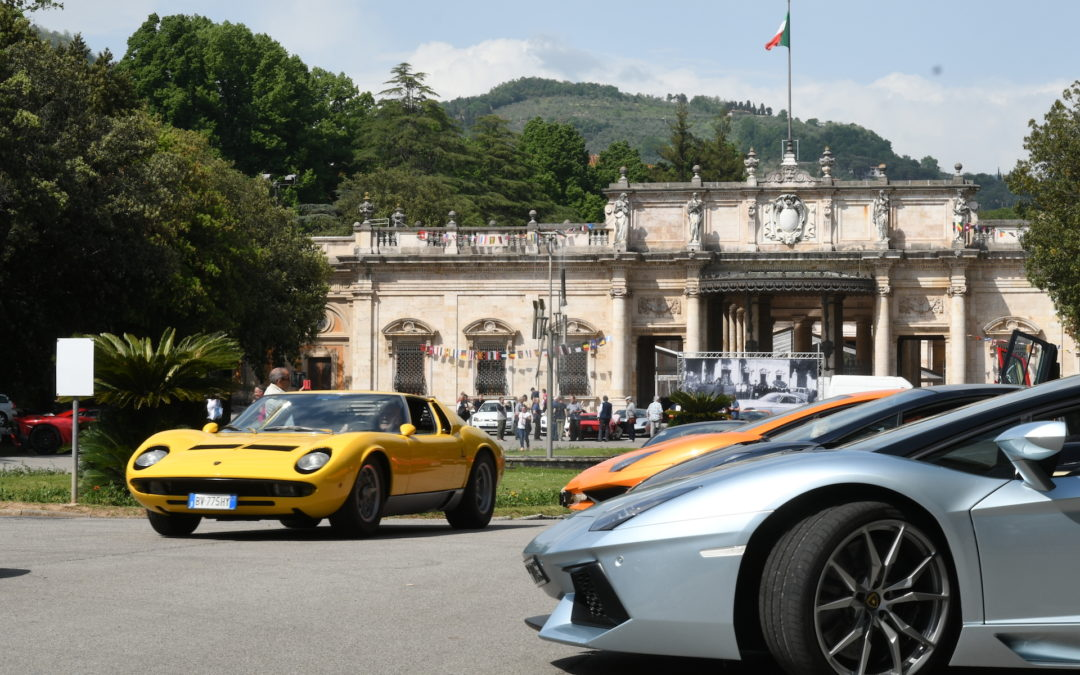 Valentino Balboni – celebrating the most iconic test driver in the world