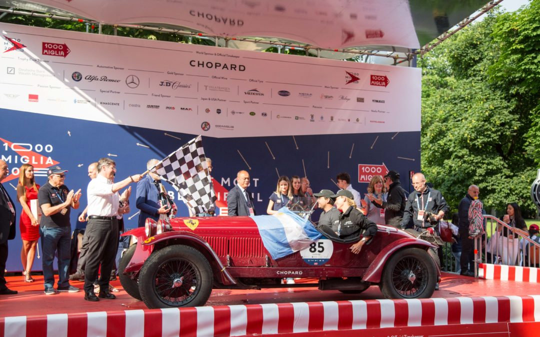 2018 Mille Miglia Results: A win for veteran Argentinian Juan Tonconogy