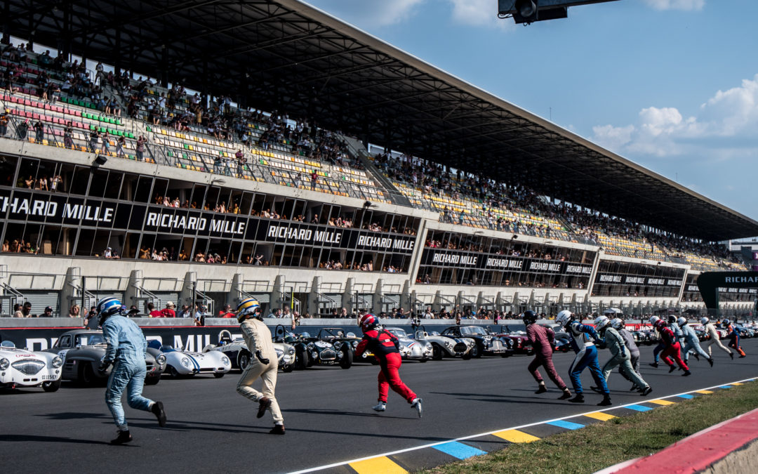 2018 Le Mans Classic: an icon revived