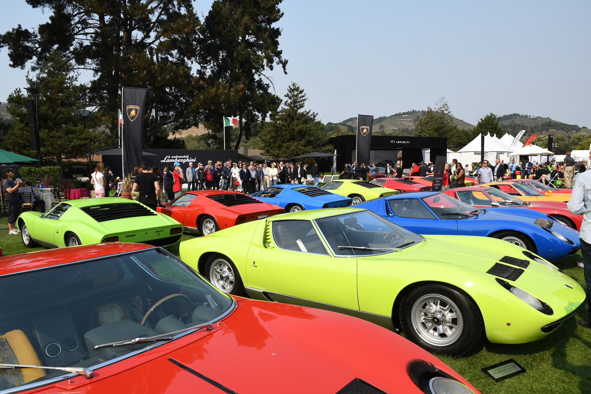 A Preview On The Monterey Classic Car Week The Classic Car Trust - Quail car show tickets price