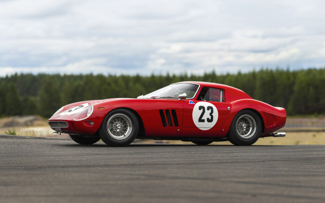 RM Sotheby's Monterey Sale: A Ferrari 250 GTO and …