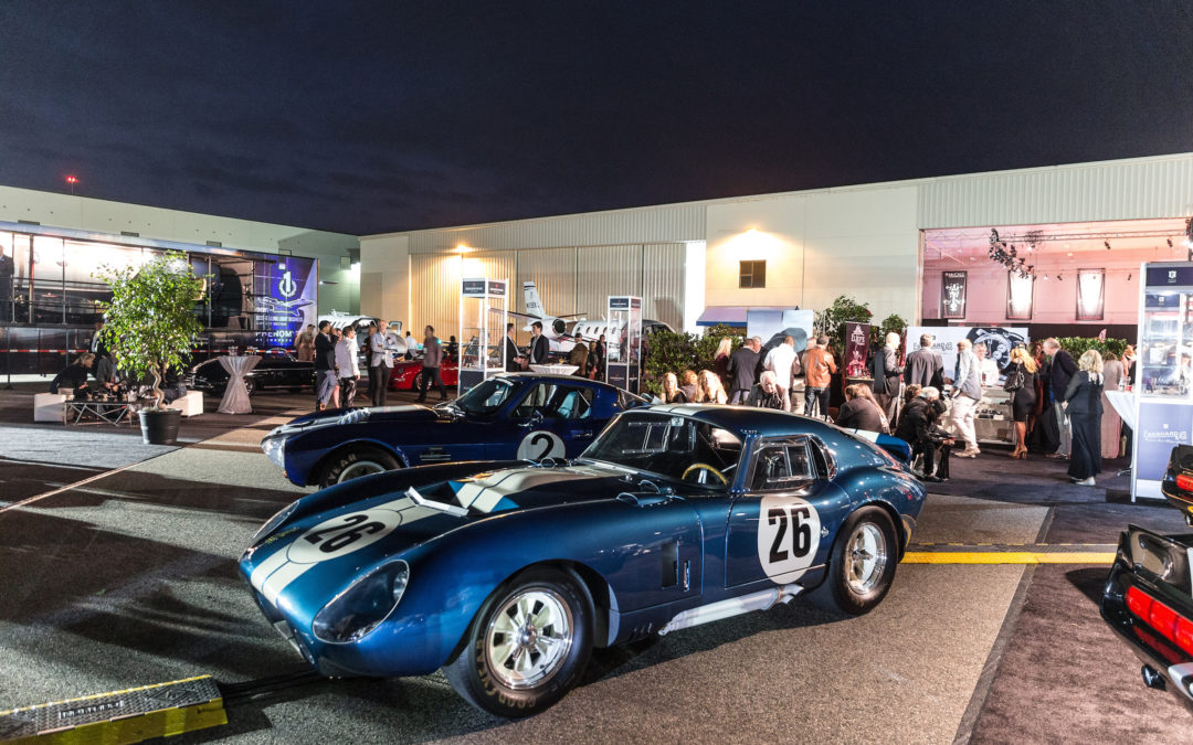 Motorworks Revival: The hottest party at Monterey Car Week?