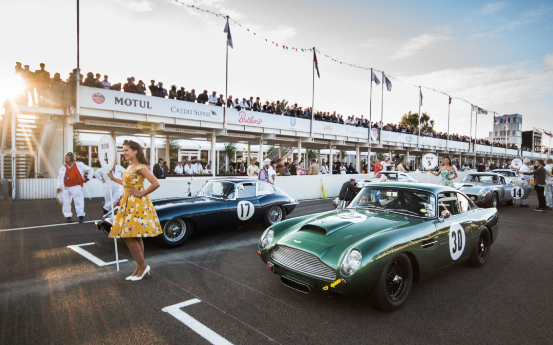 Breathtaking racing at the Goodwood Revival 2018