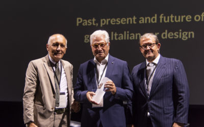 Giugiaro receives The Circle Lifetime Achievement Award 2018
