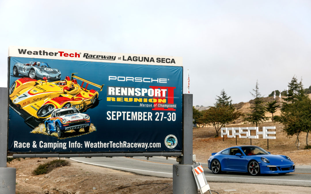 Rennsport Reunion VI celebrates Porsche's 70th Birthday