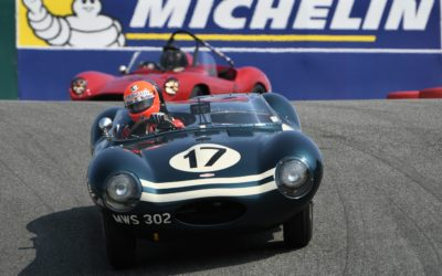 Motorsports Reunion 2018: watch the evolution of racing cars unfold