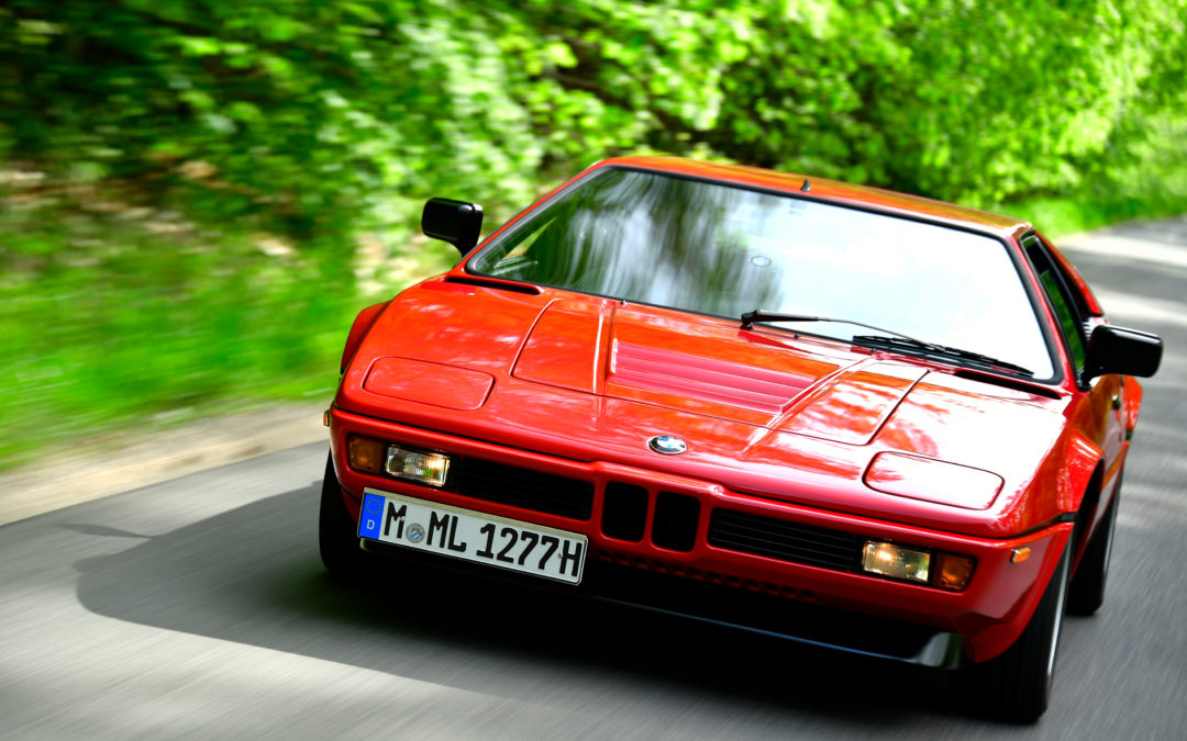 Giorgetto Giugiaro and his cars