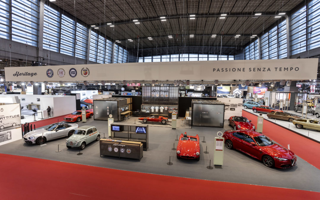 Retromobile Paris. What a show! N° 1