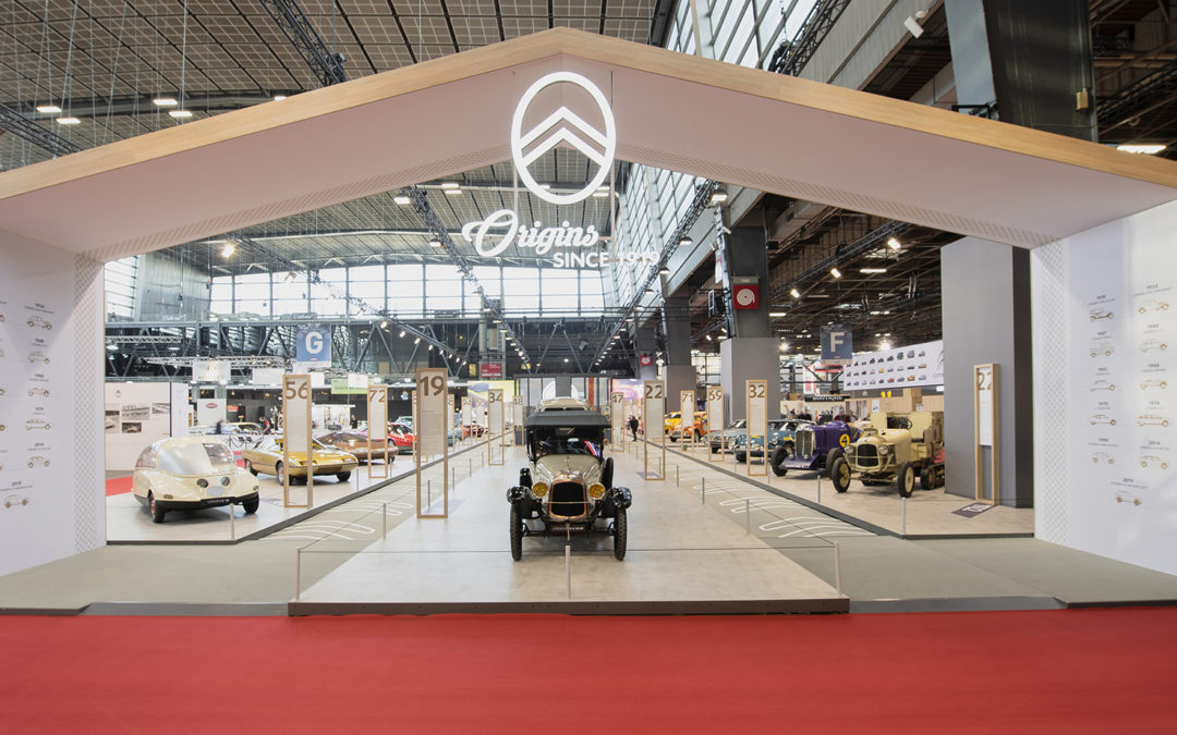 Retromobile Paris. What a show! N° 2