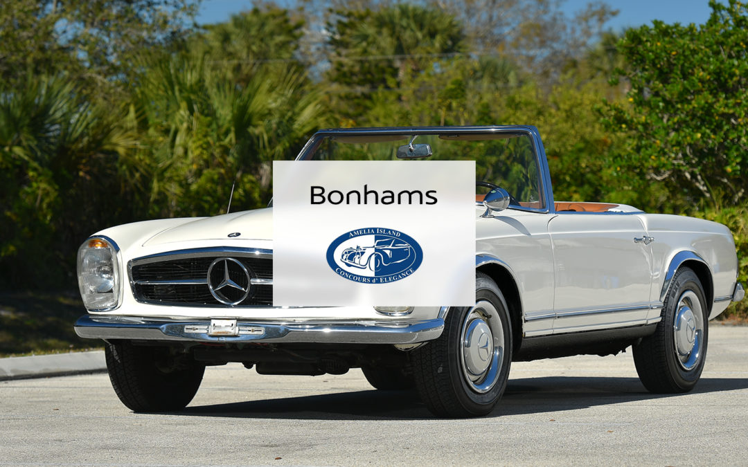 Bonhams Amelia Island Auction 2019 – Preview N° 2