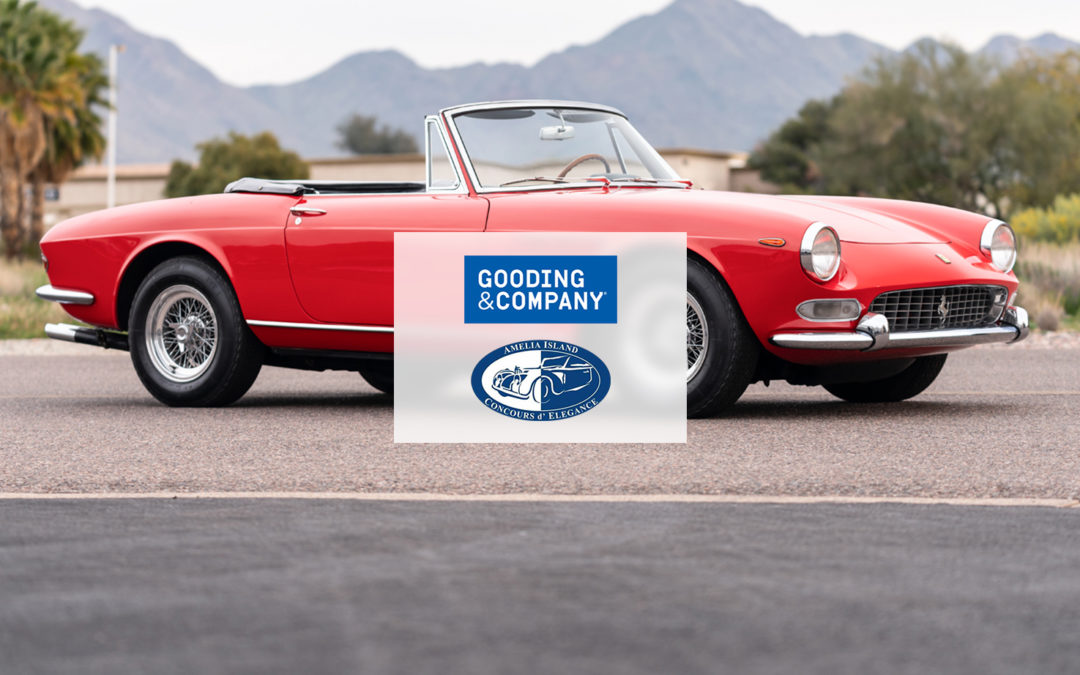 Gooding Amelia Island Auction 2019 – Preview N° 1