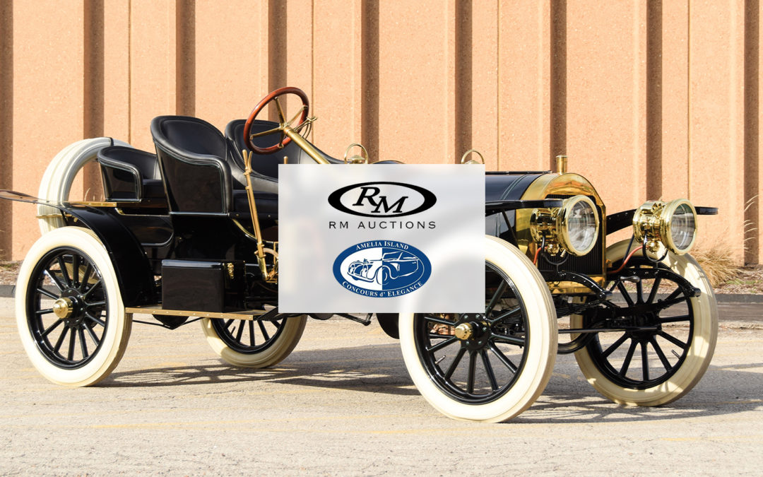 RM Sotheby's Amelia Island Auction 2019 – Preview N° 2