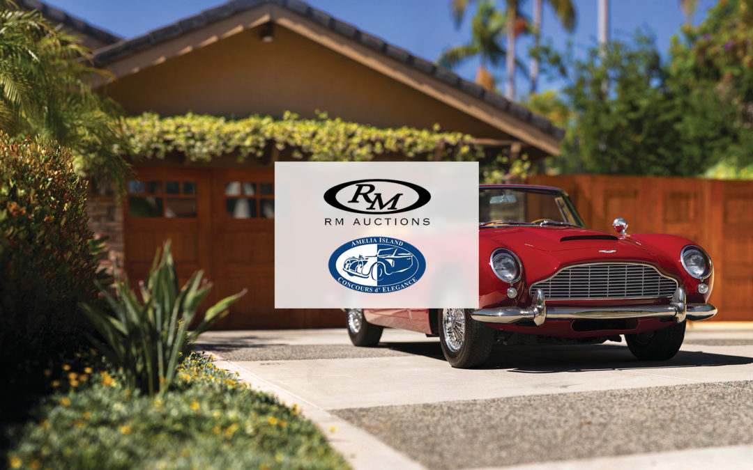 RM Sotheby's Amelia Island Auction 2019 – Preview N° 1