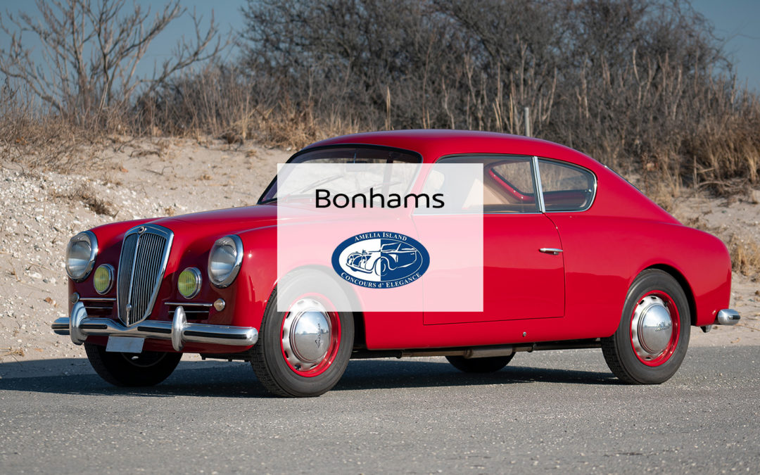 Bonhams Amelia Island Auction 2019 – Review